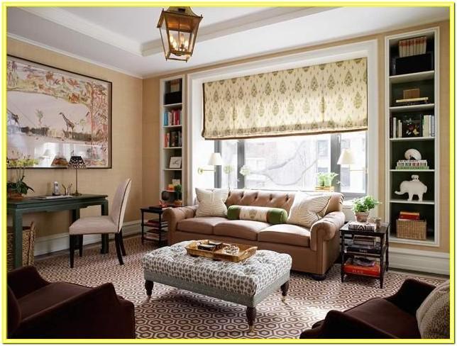 Modern Comfortable Living Room Design