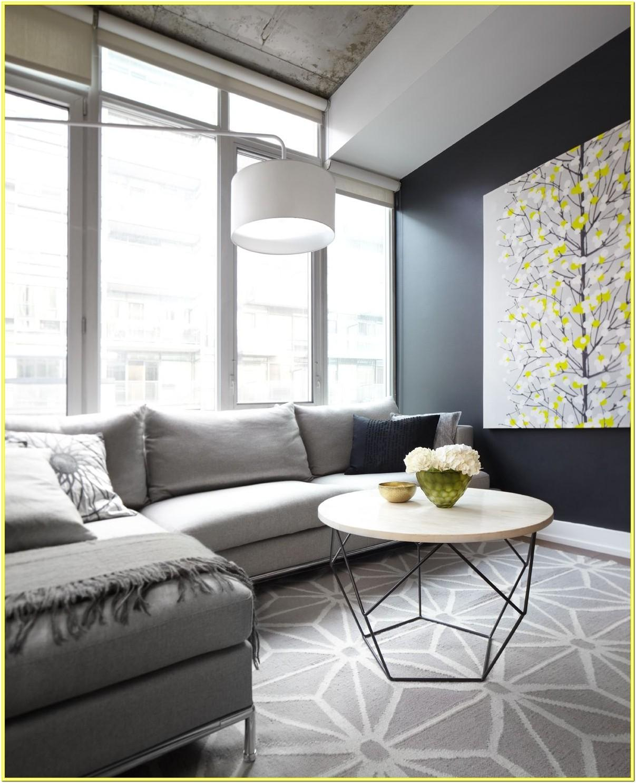 Modern Condo Living Room Design