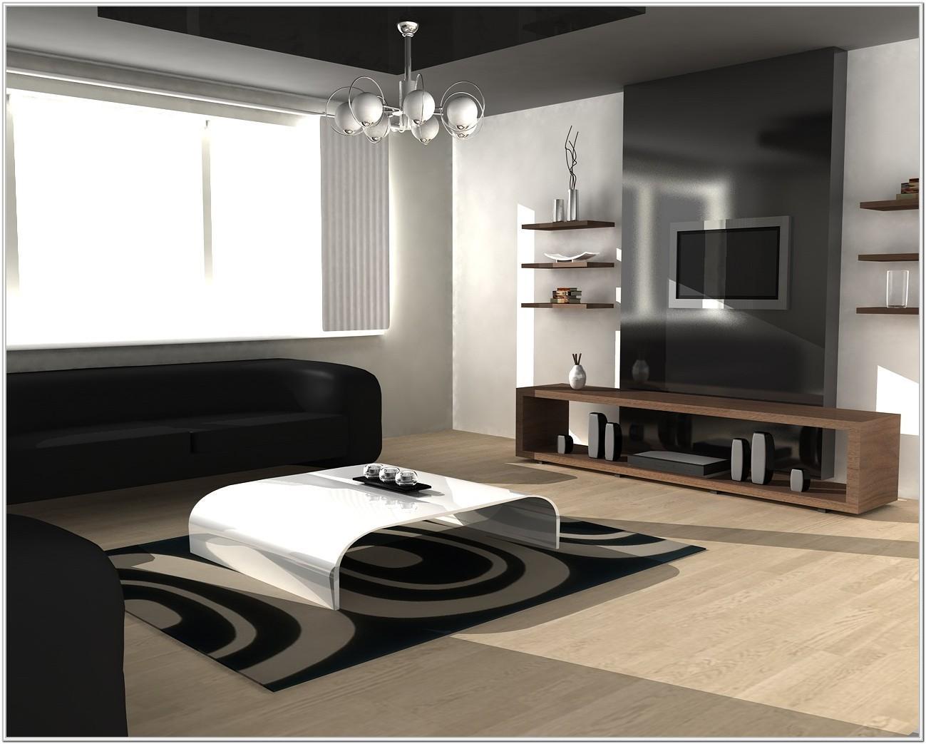 Modern Contemporary Living Room Furniture Design