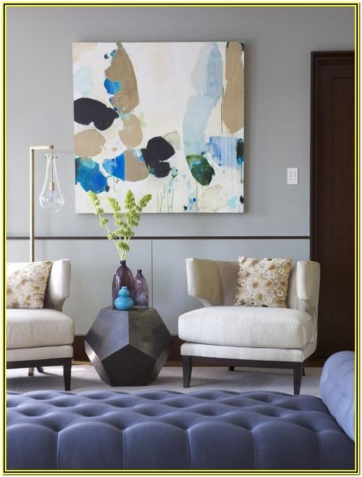 Modern Contemporary Living Room Wall Decor