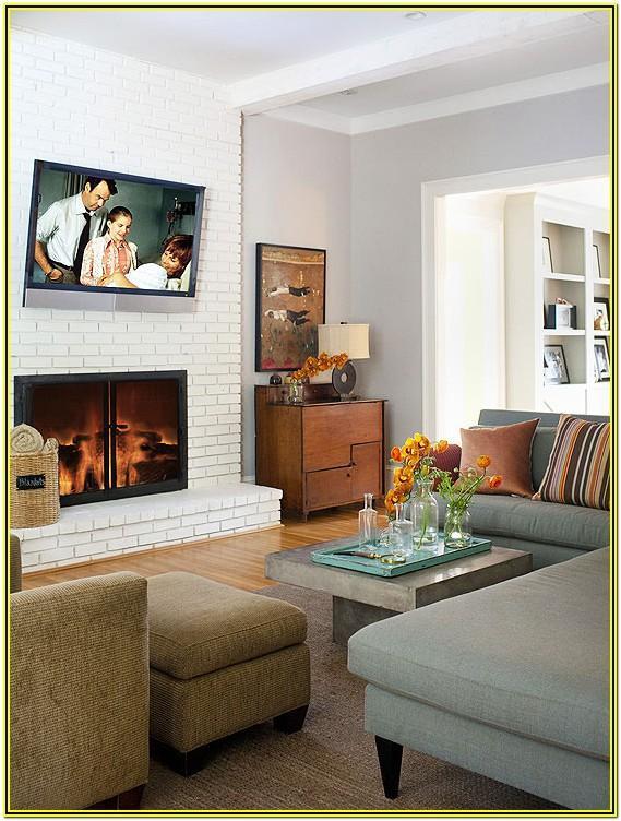 Modern Cool Living Room Decor