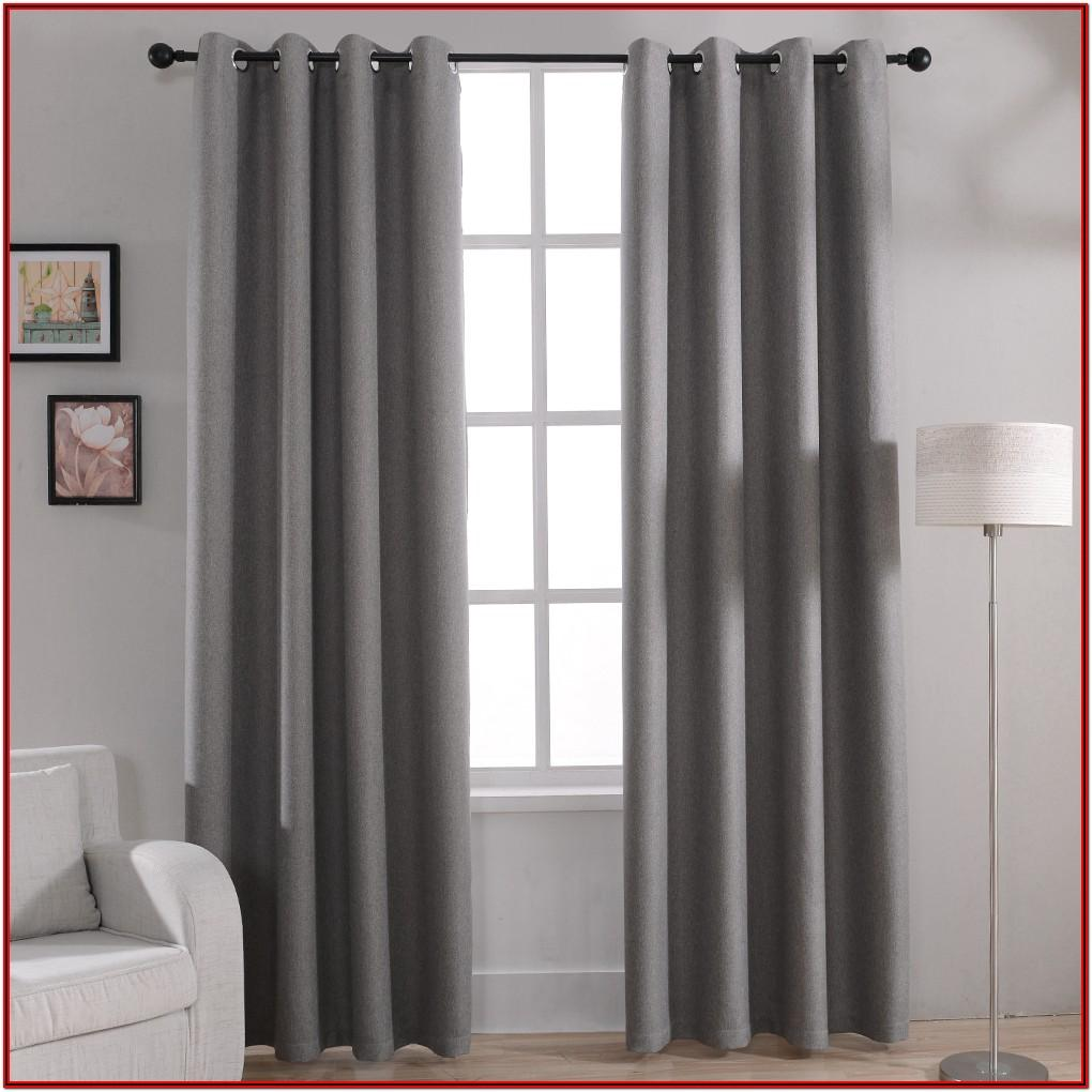 Modern Curtains For Gray Living Room
