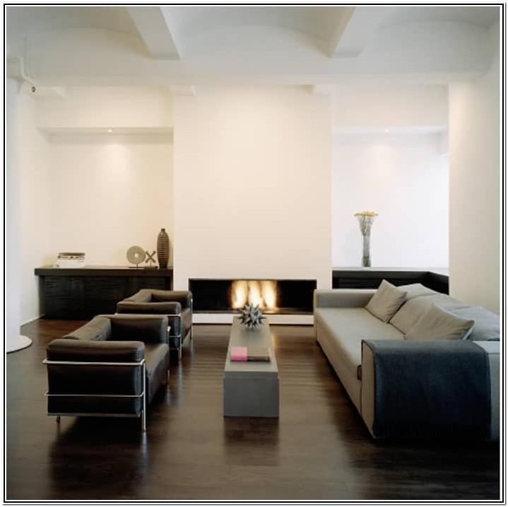 Modern Dark Wood Living Room Furniture