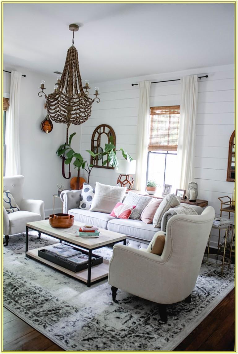 Modern Farmhouse Chairs Living Room
