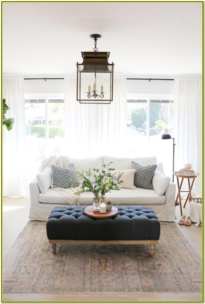 Modern Farmhouse Lighting Living Room