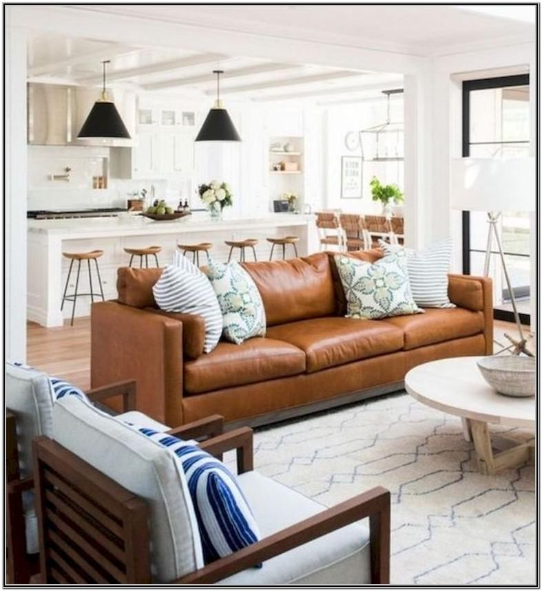Modern Farmhouse Living Room Couch
