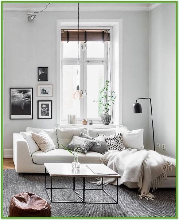 Modern French Living Room Design