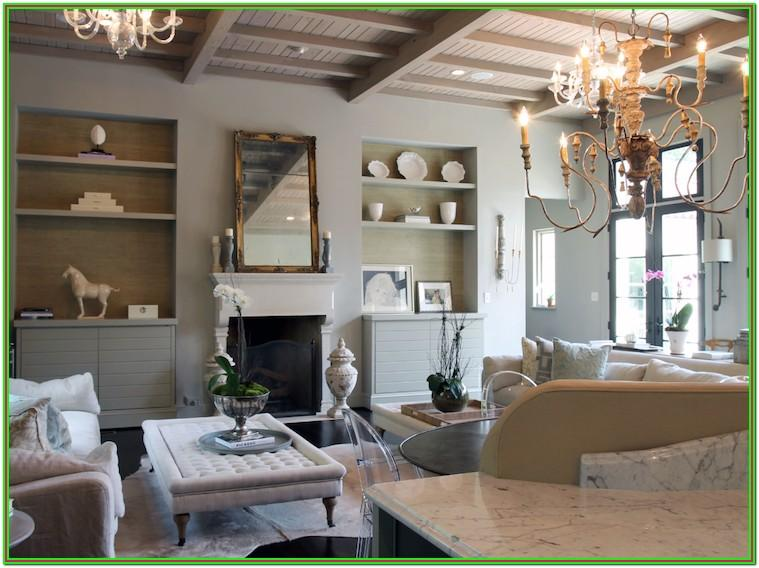 Modern French Living Room Ideas