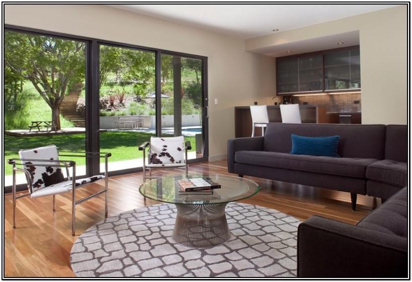 Modern Glass Sliding Door Designs For Living Room
