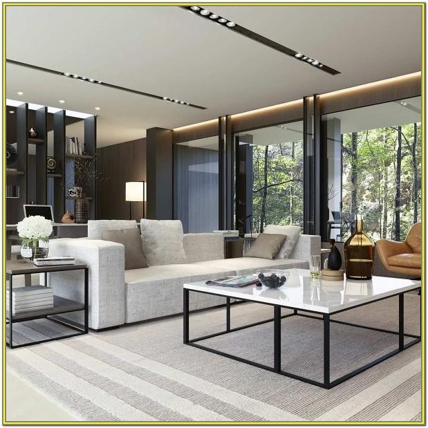Modern Living Room 3d Design