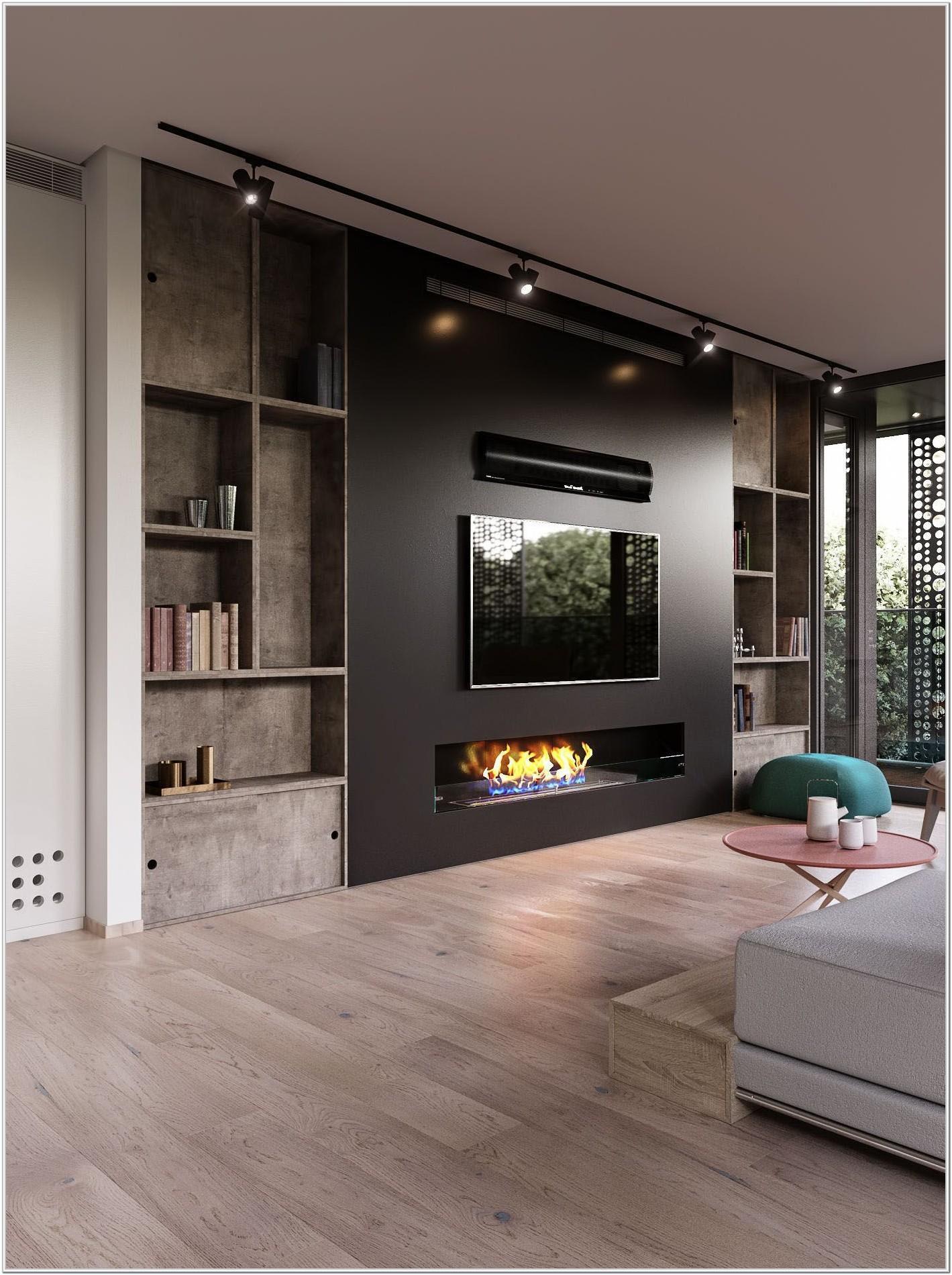 Modern Living Room Tv Furniture Ideas