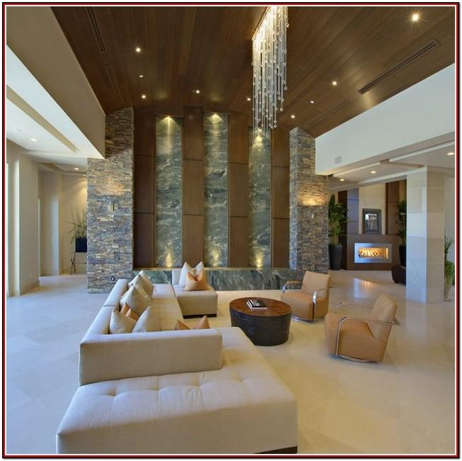 Modern Luxury Large Living Room Design