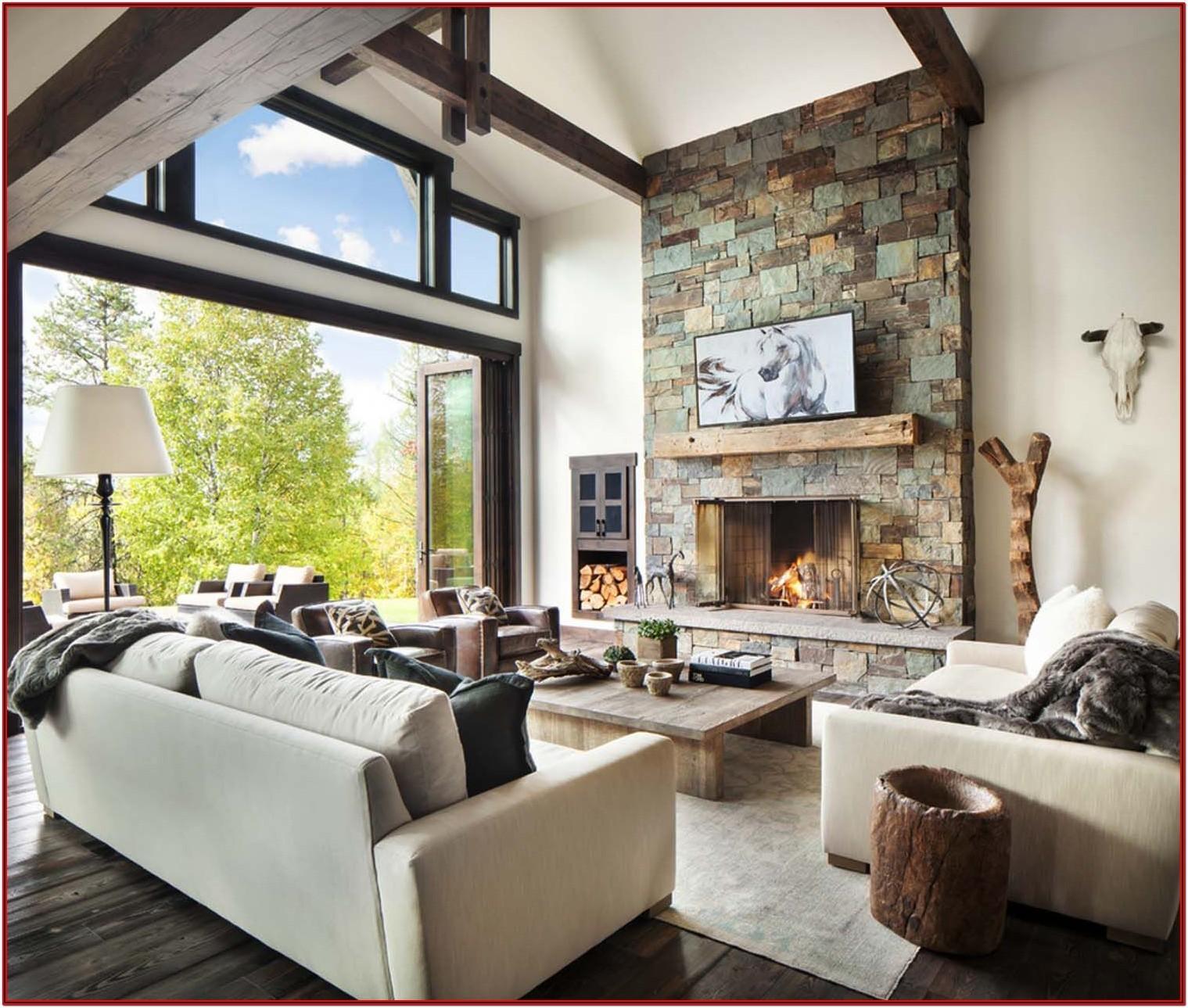 Modern Style Living Room Modern Home Decor Ideas