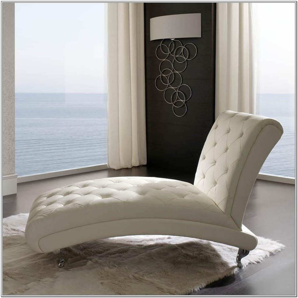 Modern White Living Room Chair