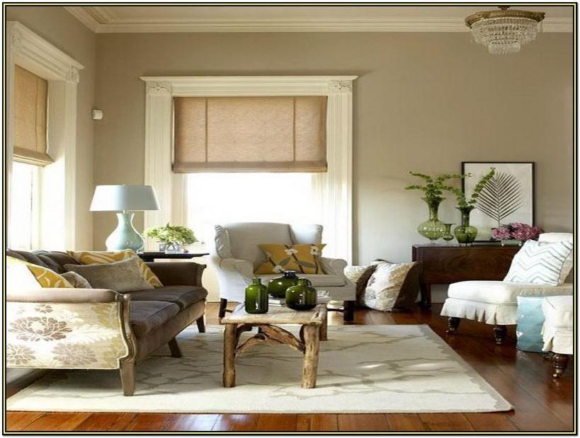 Neutral Best Living Room Paint Colors