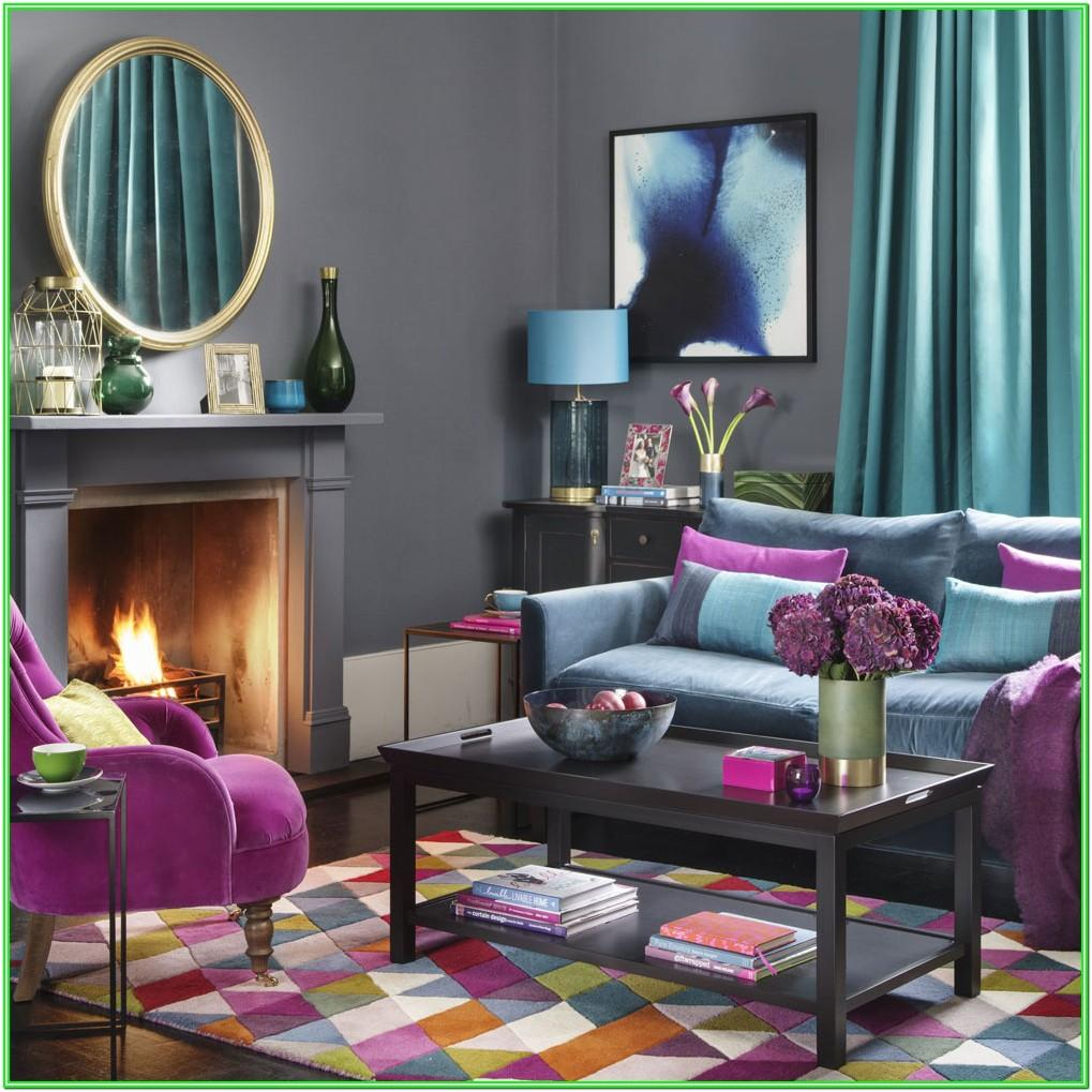 Paint Color Combination For Small Living Room