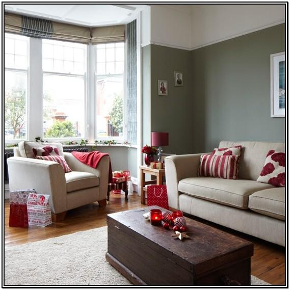 Red Gray Living Room Designs