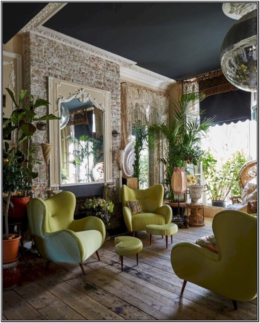 Rustic Glam Living Room Decor Ideas