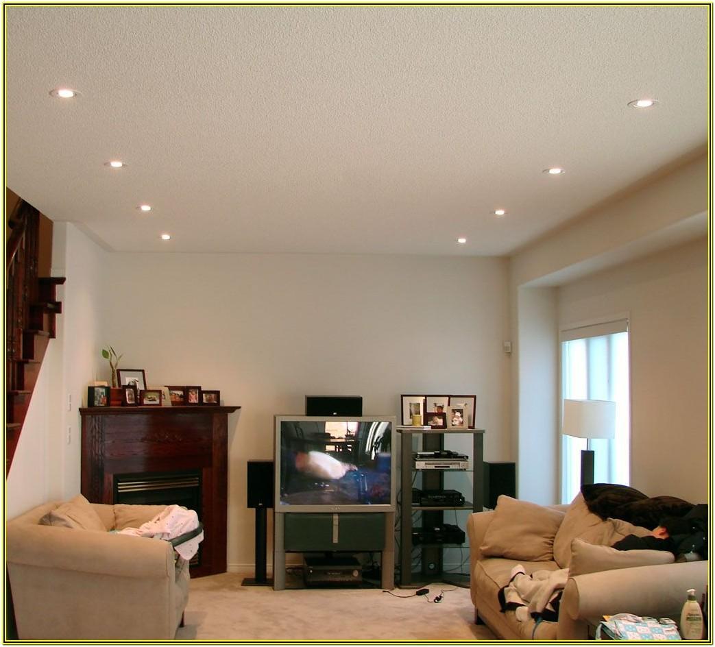 Simple False Ceiling Lights For Living Room