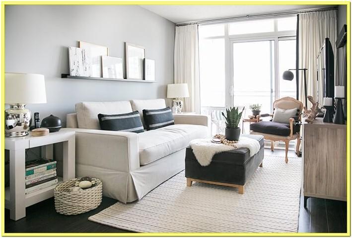 Small Condo Living Room Design