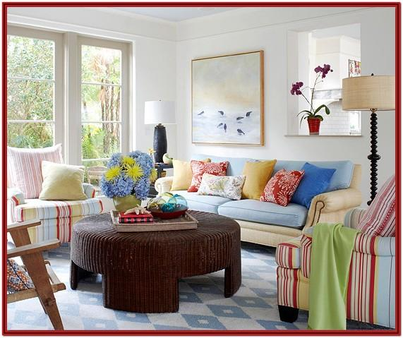 Small Cottage Living Room Decor