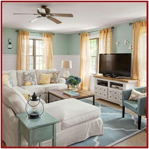 Small Cottage Living Room Decorating Ideas