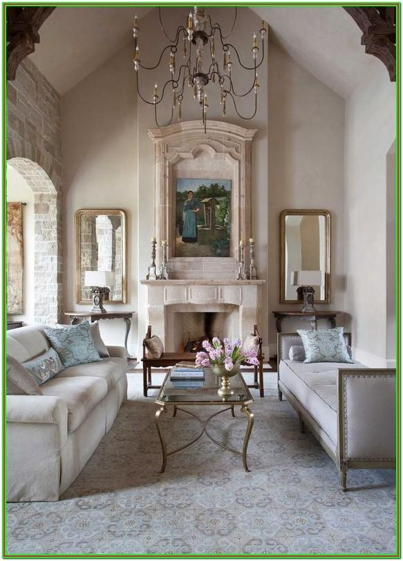 Small French Living Room Ideas