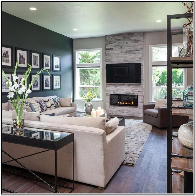 Small House Modern Floor Tiles Design For Small Living Room