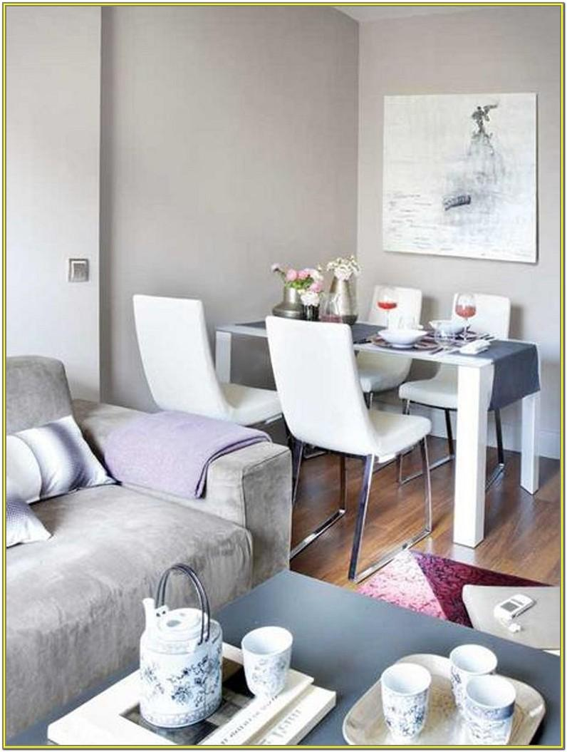Small Living And Dining Room Designs