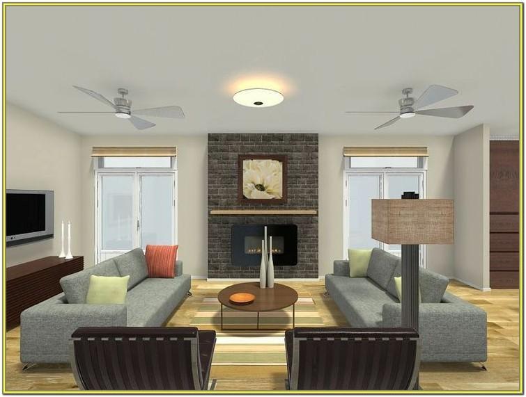 Small Living Room 3d Design