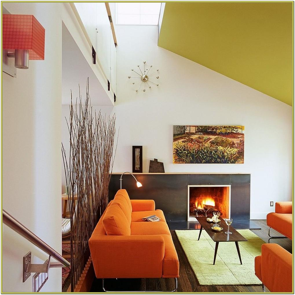 Small Living Room And Dining Room Divider Design