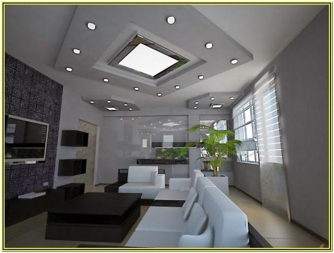 Spotlight False Ceiling Lights For Living Room