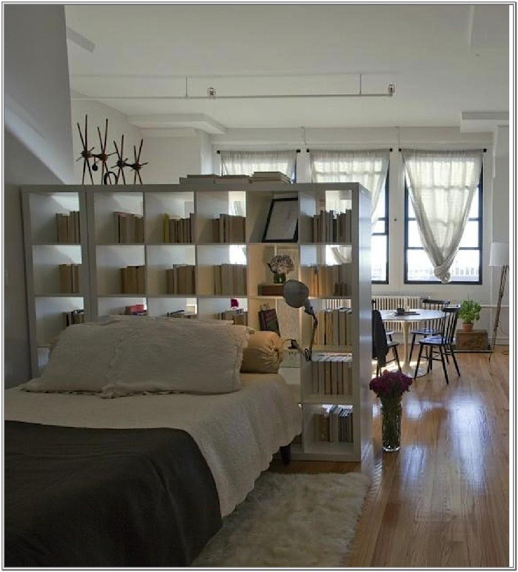 Studio Bedroom Living Room Divider