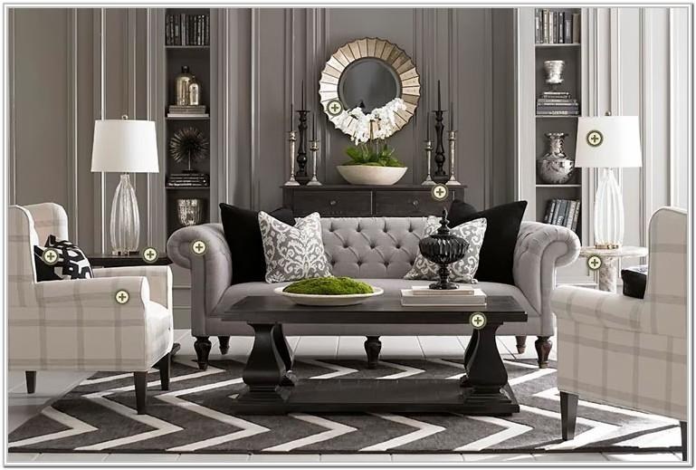 Stylish Modern Living Room Furniture Ideas