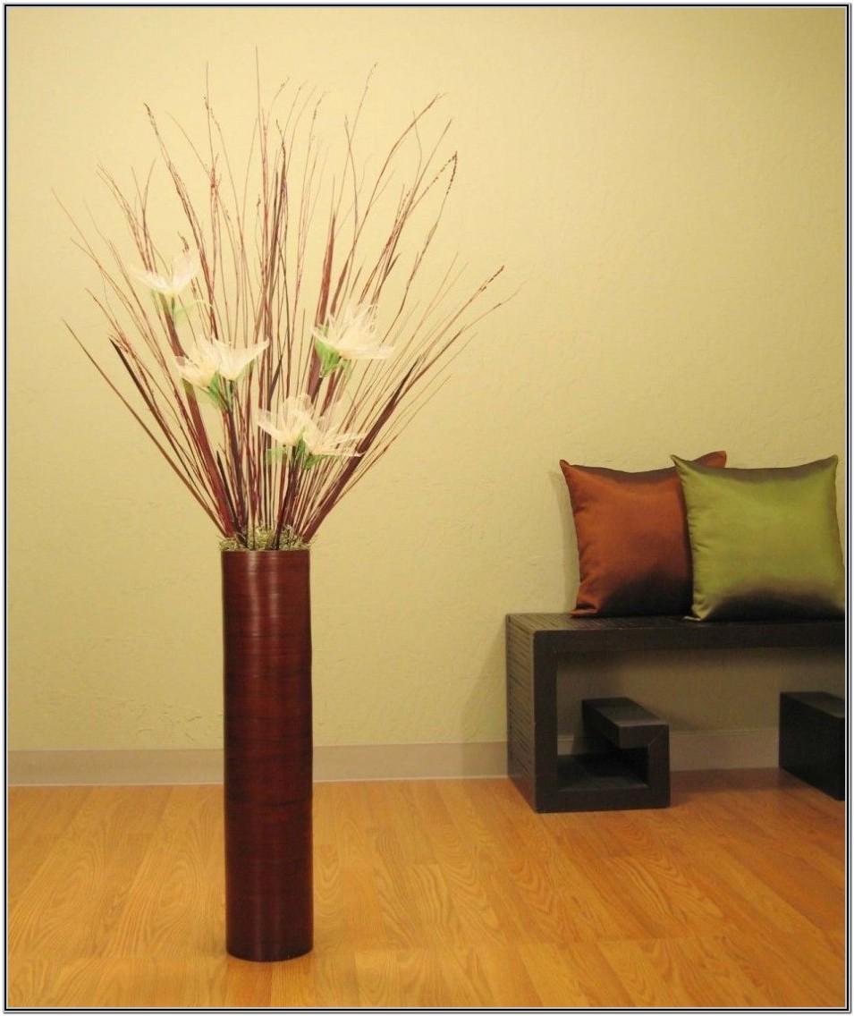Tall Flower Vase For Living Room
