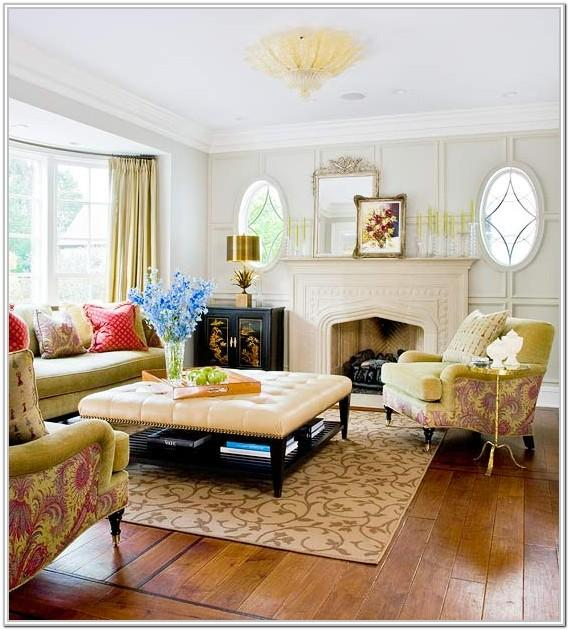 Traditional Modern Living Room Furniture Ideas