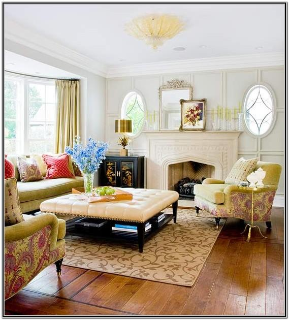 Traditional Small Formal Living Room Ideas