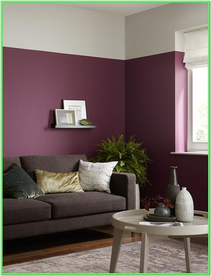 Two Colors To Paint Living Room
