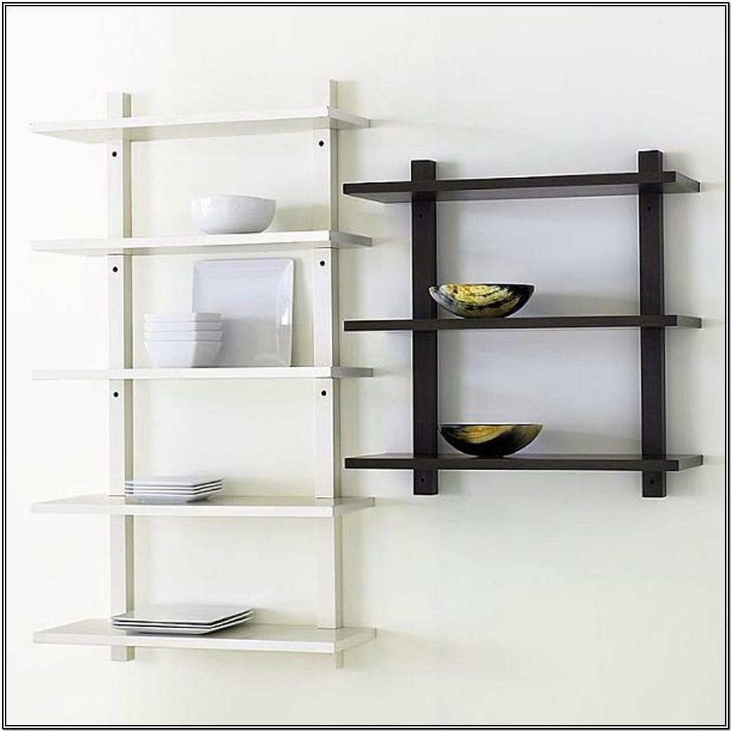 Wall Mounted Glass Corner Shelf For Living Room