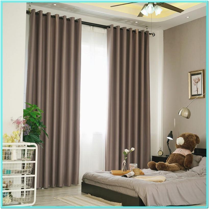 Window Living Room Door Curtains