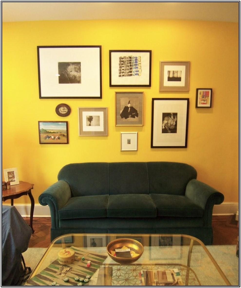Yellow Gold Gold Paint Colors For Living Room