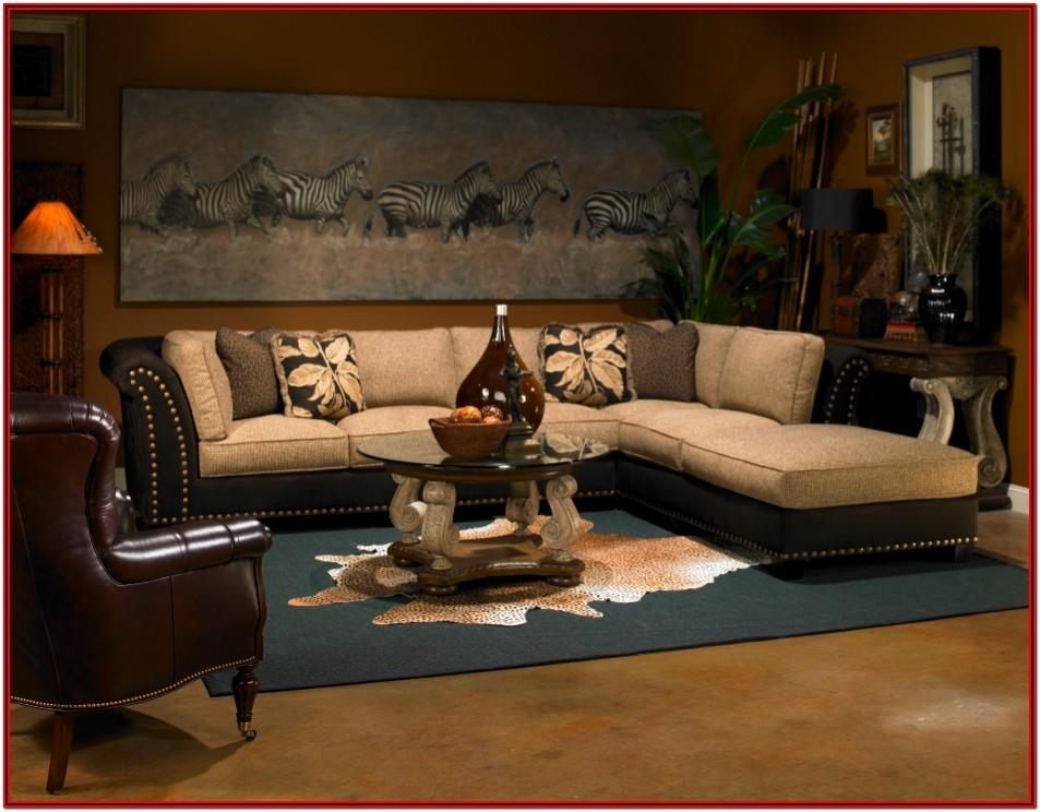 African Living Room Designs