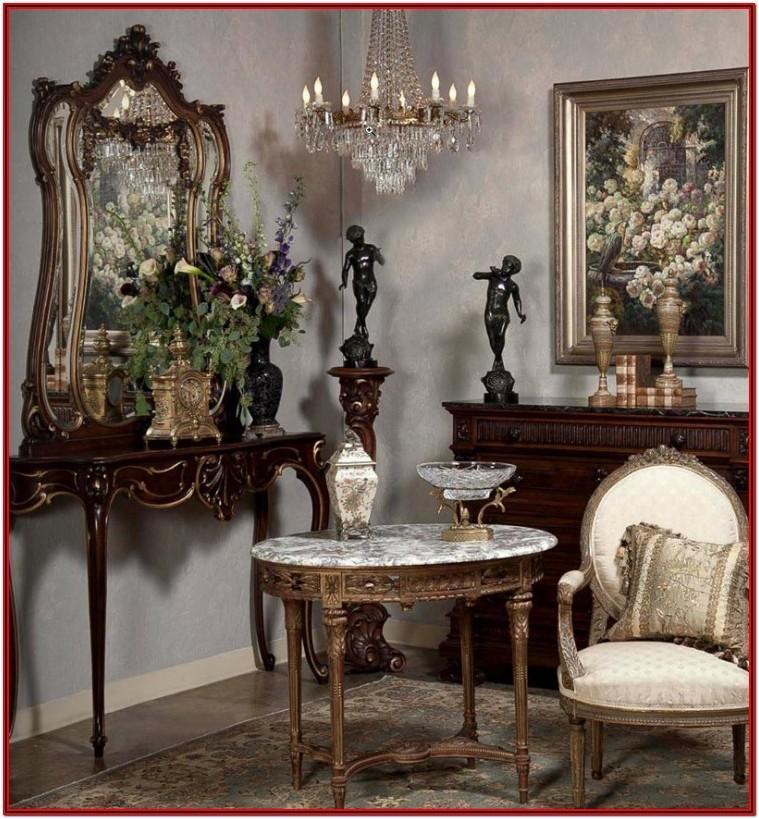 Antique Living Room Decorating Ideas