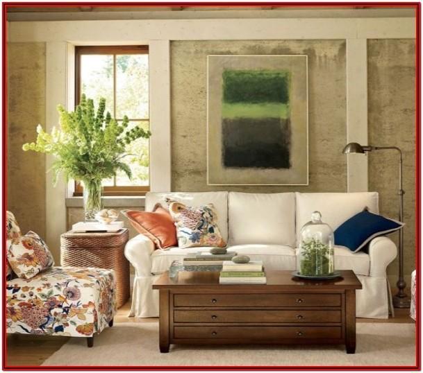 Antique Living Room Wall Decor