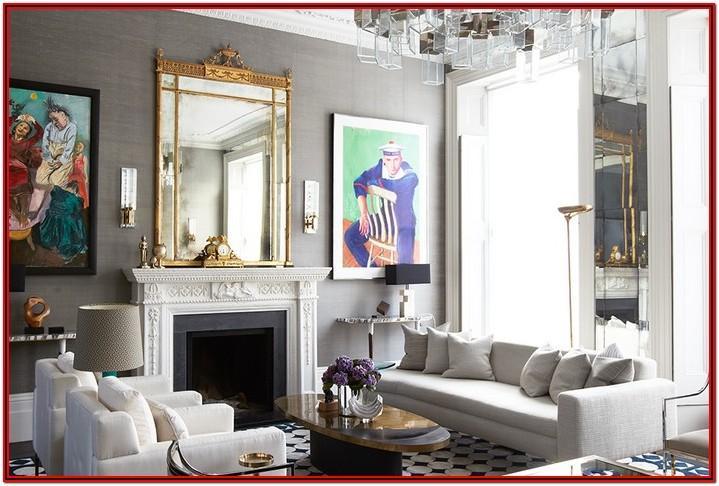 Apartment Living Room Decor Ideas 2018