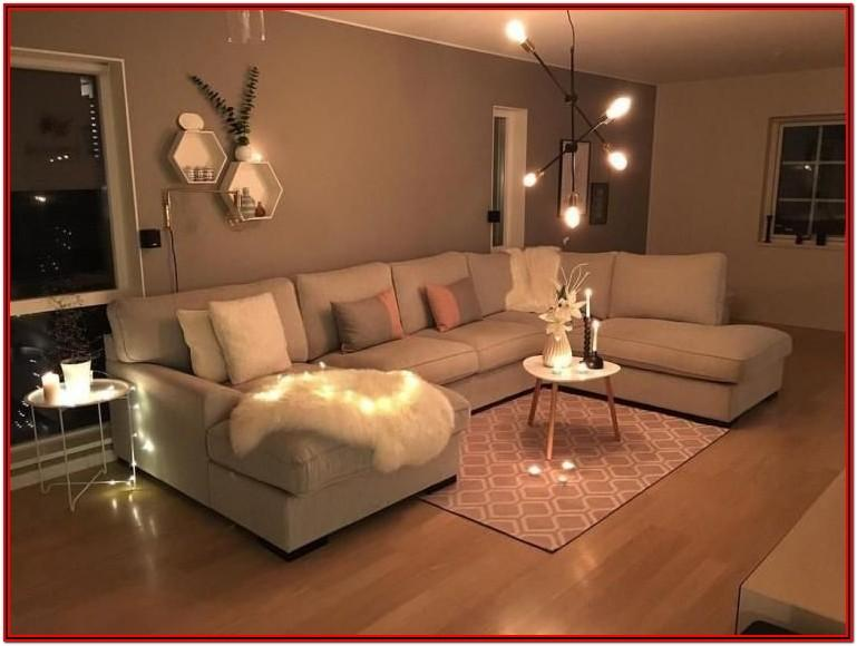 Apartment Living Room Decorating
