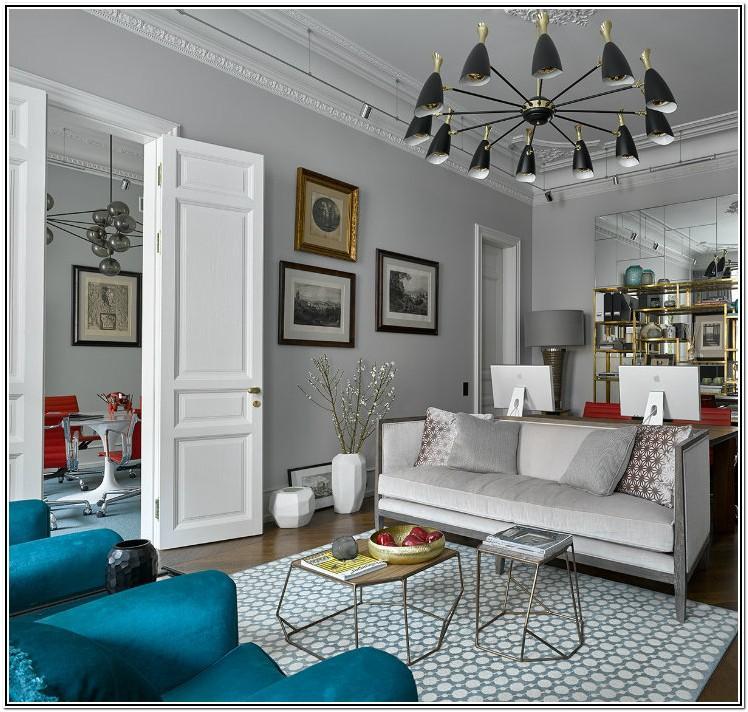 Apartment Mid Century Modern Living Room Ideas
