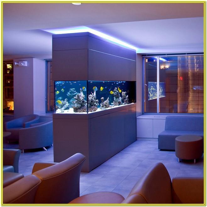 Aquarium Ideas For Living Room