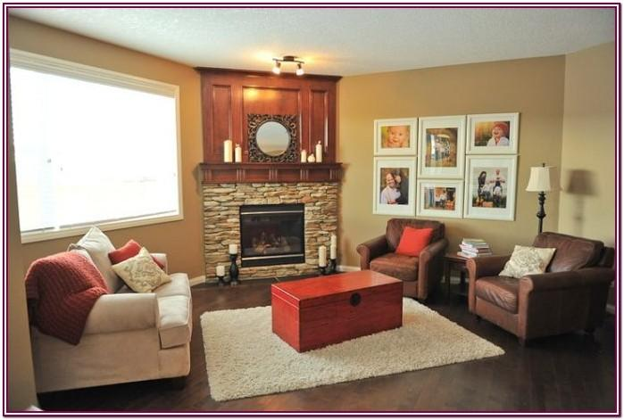 Arranging Living Room Furniture With Fireplace