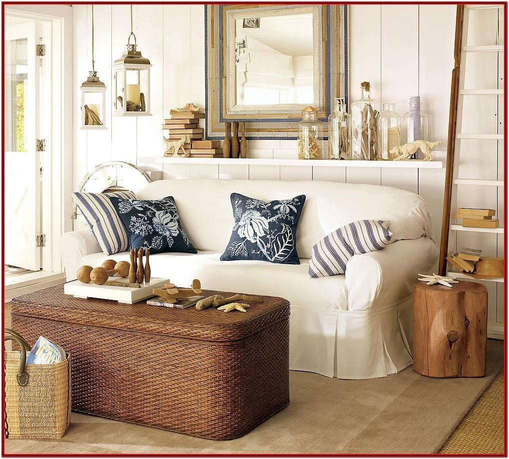 Beach Decor Living Room Furniture
